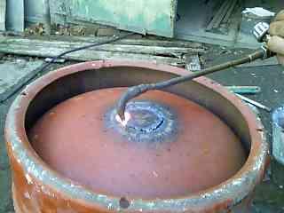 Газовый водонагреватель своими руками